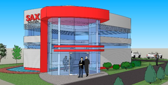 Edificio Corporativo SAX